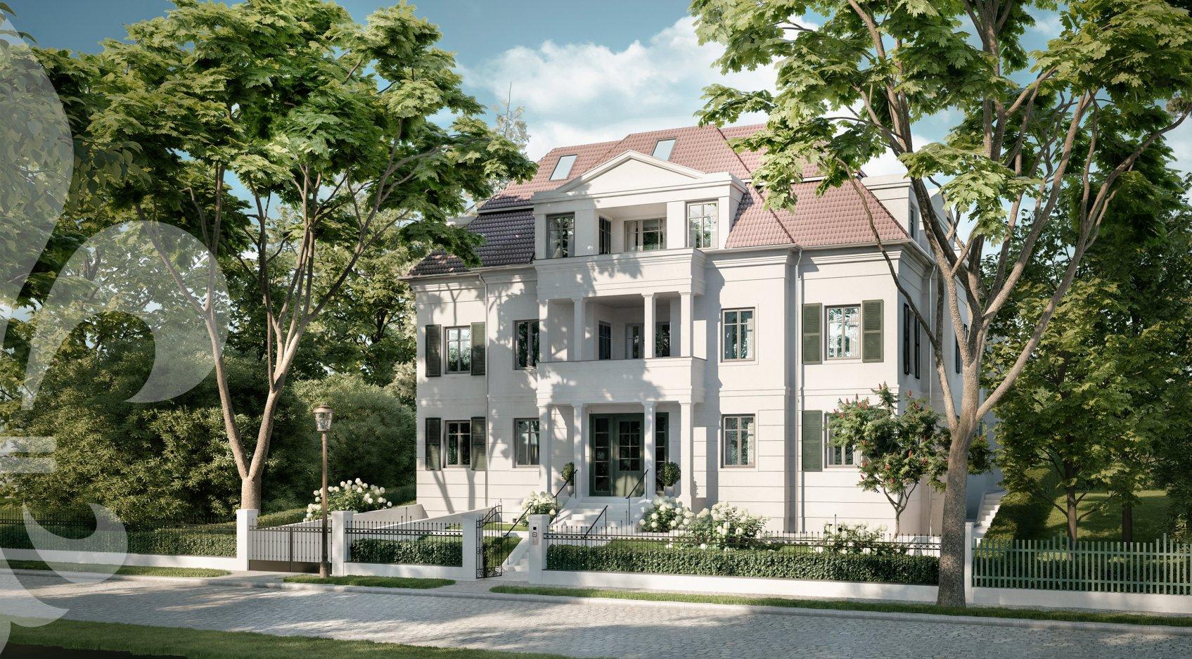 haus burgund eigentumswohnung in zehlendorf nikolassee. Black Bedroom Furniture Sets. Home Design Ideas